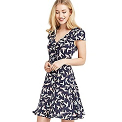 Oasis - Humming bird tea dress