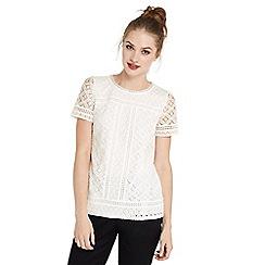 Oasis - Isla lace t-shirt