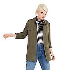 Oasis - Kate utility jacket