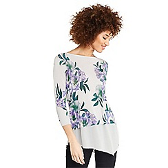 Oasis - Wild at heart asymmetric top