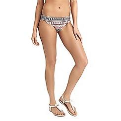 Oasis - Tribal print bikini bottoms