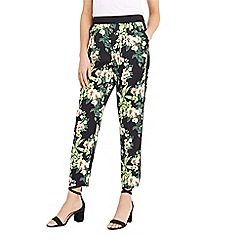 Oasis - Tropical botanical trousers