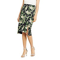 Oasis - Tropical botanical skirt