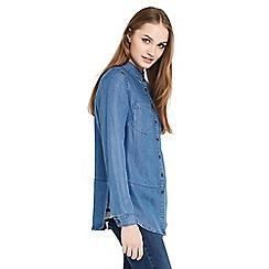 Oasis - Georgie denim shirt