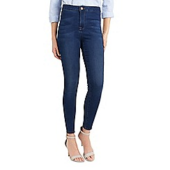 Oasis - Mid wash riley jeans