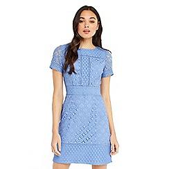 Oasis - Isla lace shift dress