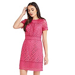 Oasis - Isla lace shift dress