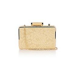 Oasis - Lace box clutch