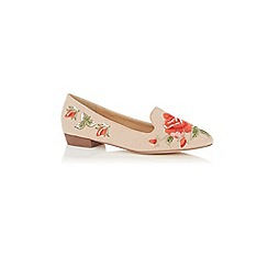 Oasis - Elisa embroidered shoes