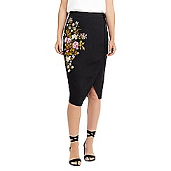 Oasis - Spring embroidered skirt