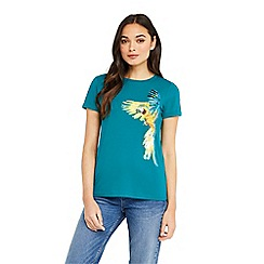 Oasis - Tropical parrot t-shirt