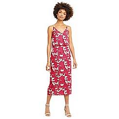 Oasis - Magnolia camisole midi dress
