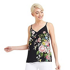 Oasis - Royal worcester placement cami top