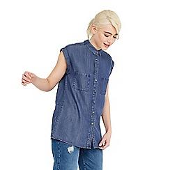 Oasis - Taylor tencel shirt