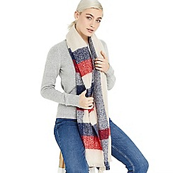 Oasis - Multi check scarf