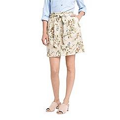 Oasis - Spring flower casual skirt