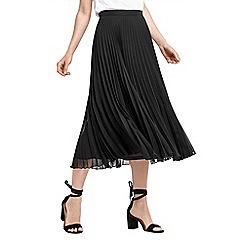 Oasis - Pleated skirt