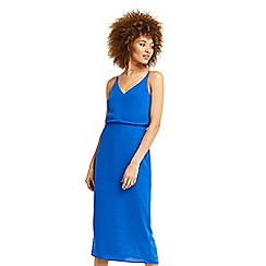 Oasis - Tie back midi dress