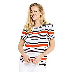 Oasis - Bar code stripe tshirt