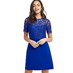 Oasis - Lace bodice shift dress