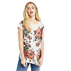 Oasis - Rose slub t-shirt