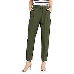 Oasis - Luxe utility trouser