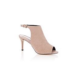 Oasis - Polyana peeptoe shoes