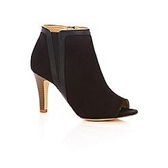 Oasis - Pip peeptoe shoe boots
