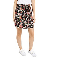 Oasis - Paper bag rose skirt