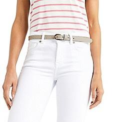 Oasis - Skinny studded belt