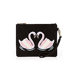 Oasis - Kissing swans clutch