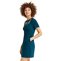 Oasis - Ava embroidered dress
