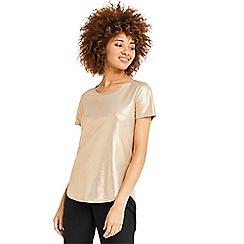 Oasis - Liquid foil tshirt