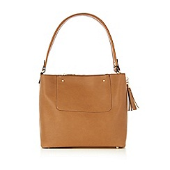 Oasis - Tan 'Ruby' hobo handbag