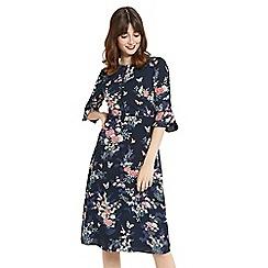 Oasis - Kimono sleevesd midi dress