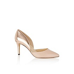 Oasis - Fifi contrast court shoes