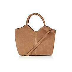 Oasis - Tan 'Maddie' tote bag