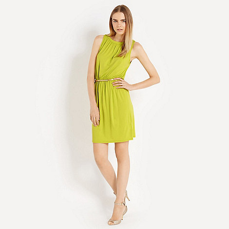 Oasis - Grecian midi dress