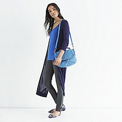 Oasis - Angled seam vest