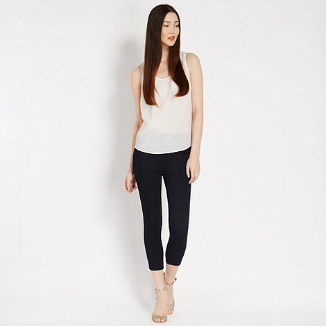 Oasis - Grace highwaisted capri jean