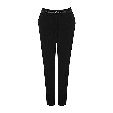 Oasis - Cotton belted trouser