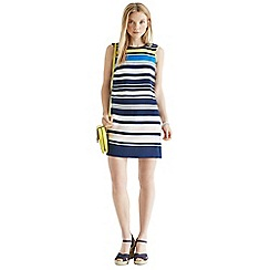 Oasis - Tabitha block stripe dress