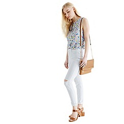 Oasis - Ditsy floral shell top