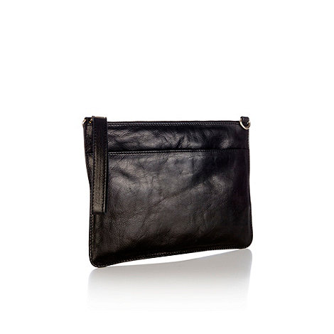 Oasis - The stephanie leather clutch
