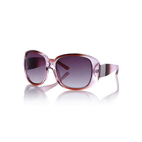 Oasis - Medium round plastic sunglasses