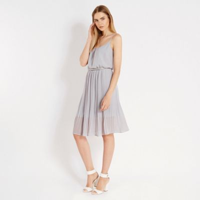 Oasis cami midi dress