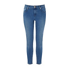 Warehouse - Cropped skinny jean