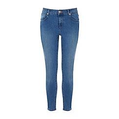 Warehouse - Cropped skinny jean