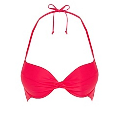 Warehouse - Moulded cup bikini top
