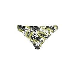 Warehouse - Vintage print bikini bottoms